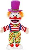 Handpop Clown Sillypuppets 15''