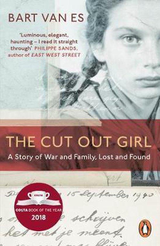 Boek cover The Cut Out Girl van Bart van Es (Paperback)