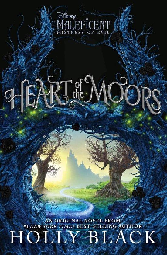 Boek cover Heart of the Moors: An Original Maleficent van Elizabeth Rudnick (Hardcover)