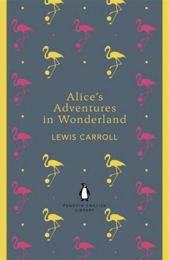 Boek cover Alices Adventures in Wonderland and Through the Looking Glass van Lewis Carroll (Paperback)