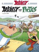 Boek cover Asterix Hc35. Chez Les Pictes van Rene Goscinny (Paperback)