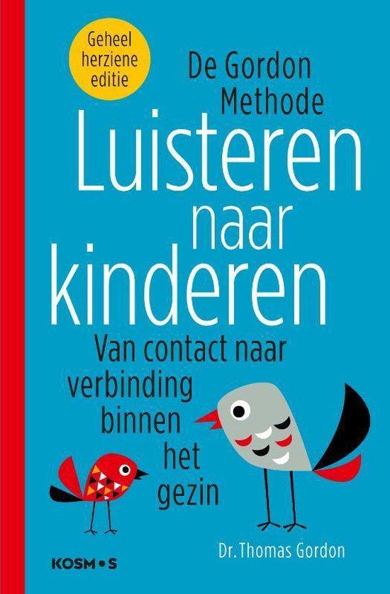 Boek cover Luisteren naar kinderen van Thomas Gordon (Paperback)
