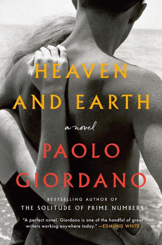 Boek cover Heaven and Earth van Paolo Giordano (Hardcover)