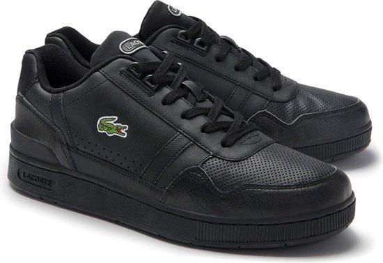 Lacoste Sneakers - Maat 42.5 - Mannen - zwart