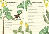 &INK Babyshower Invulkaarten - 15 stuks - A5