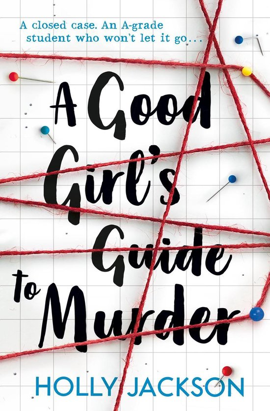 Boek cover A Good Girls Guide to Murder van Holly Jackson (Paperback)