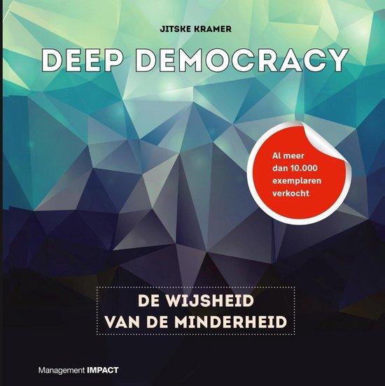 Boek cover Deep Democracy van Jitske Kramer (Onbekend)