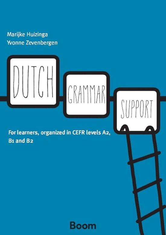 Boek cover Dutch Grammar Support van Marijke Huizinga (Onbekend)