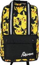 Pokémon - Rugtas - Rugzak - Met Pikachu Print