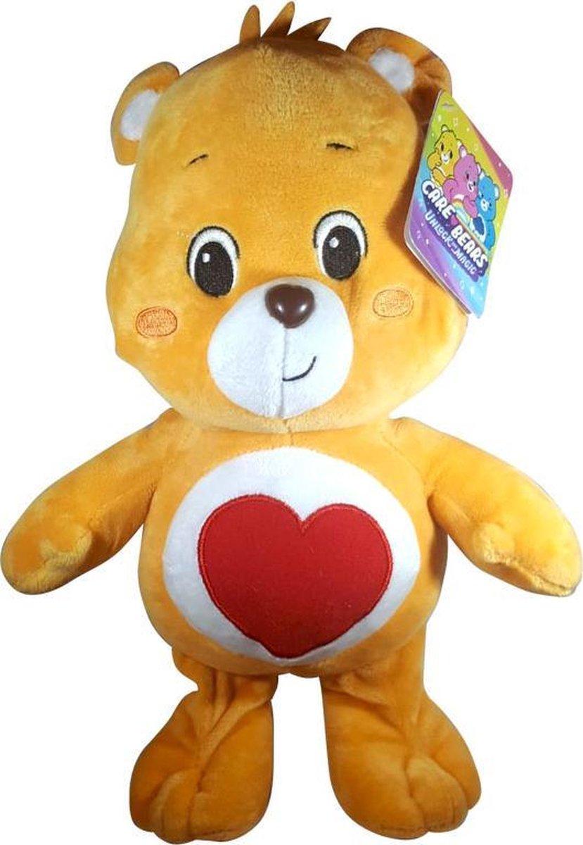 Care Bears Pluche Knuffel Oranje 30cm