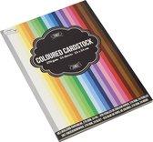Craft Sensations Gekleurd karton 24x34cm 24 vel