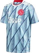 Adidas Ajax Uitshirt 2020-2021 Kinderen - IJsblauw