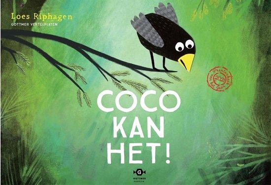 Boek cover Vertelplaten Coco kan het! van Loes Riphagen (Onbekend)