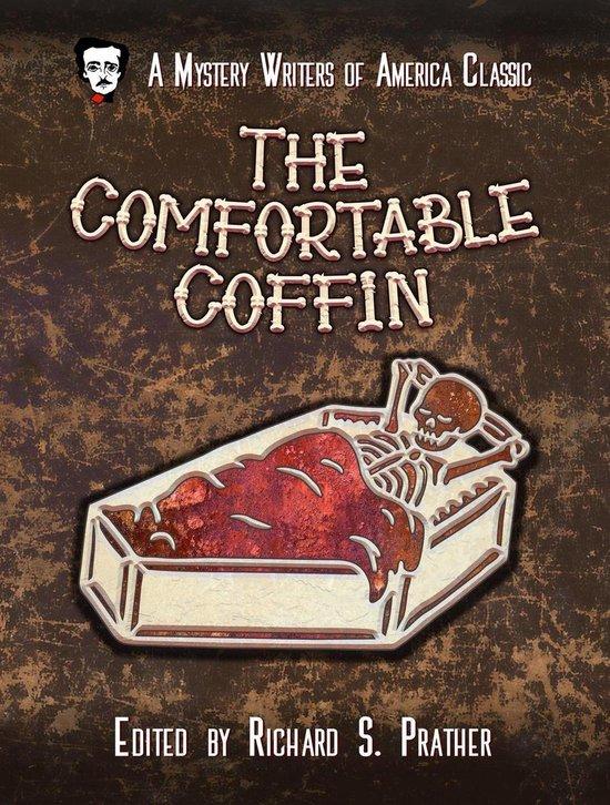 Omslag van The Comfortable Coffin