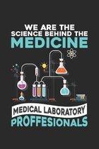 Medical Laboratory: Medizinischer Laborwissenschaftler Notizbuch liniert DIN A5 - 120 Seiten f�r Notizen, Zeichnungen, Formeln - Organizer