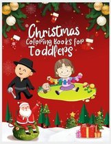 Christmas Coloring Books for Toddlers