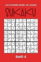 200 Schwere Ratsel mit Loesung Sukaku Band 6