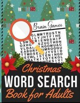 Christmas Word Search Book for Adults