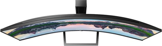 Philips 498P9 - Dual QHD Curved Ultrawide Monitor - 49 inch