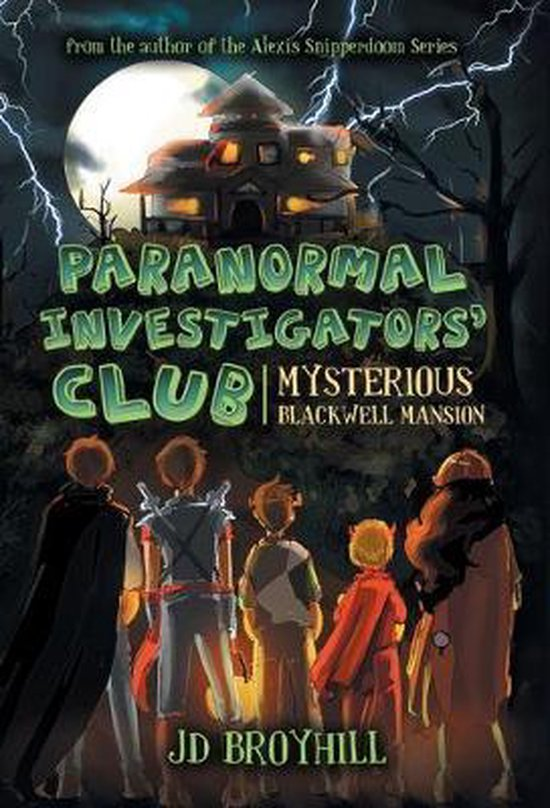 Paranormal Investigators' Club