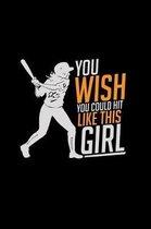 Hit like this girl