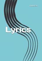 Boek cover Lyrics van Ripped Eye