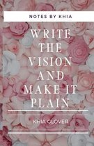 Write the Vision: Strategically fulfilling your God-given purpose