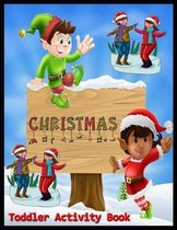 CHRISTMAS Toddler Activity Book