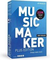 Magix Music Maker Plus Edition 2021 - Windows download