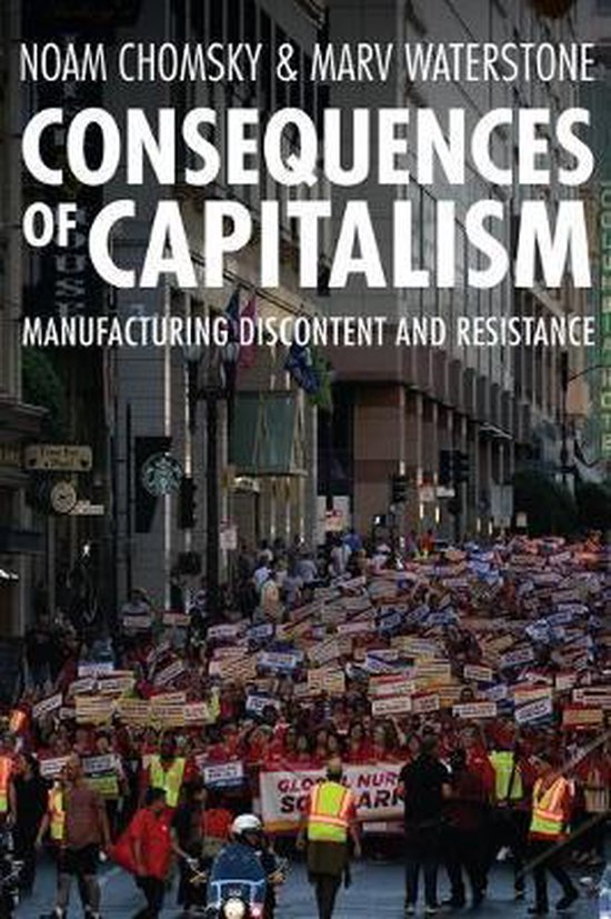 Boek cover Consequences of Capitalism van Noam Chomsky (Paperback)