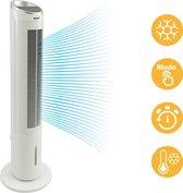 Bol.com-MaxxHome FT-100 Torenventilator - ventilator met koelfunctie & bevochtiger - 3in1 - 60 W-aanbieding