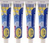 4 tubes Collall 3d-Kit á 80 ml.