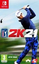 PGA Tour 2K21 - Switch