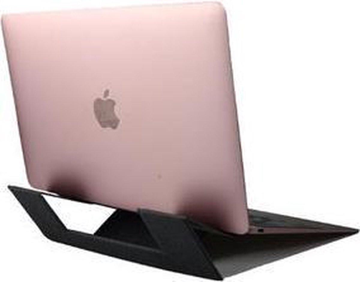 """Broonel zwarte lichtgewicht laptopstandaard laptoptafel compatibel met de HP ENVY 15-as050na 15.6"""" Laptop kopen"""