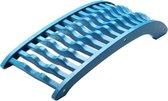 Backstretcher - Rugstretcher - Nekstretcher- Rugstrekker bij Rugklachten - Drukpunt Massage - Rugpijn - Rug Corrector - Incl. Opbergtas