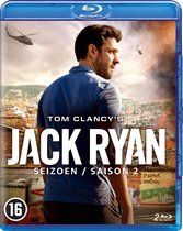 Tom Clancy's Jack Ryan - Seizoen 2 Blu-ray