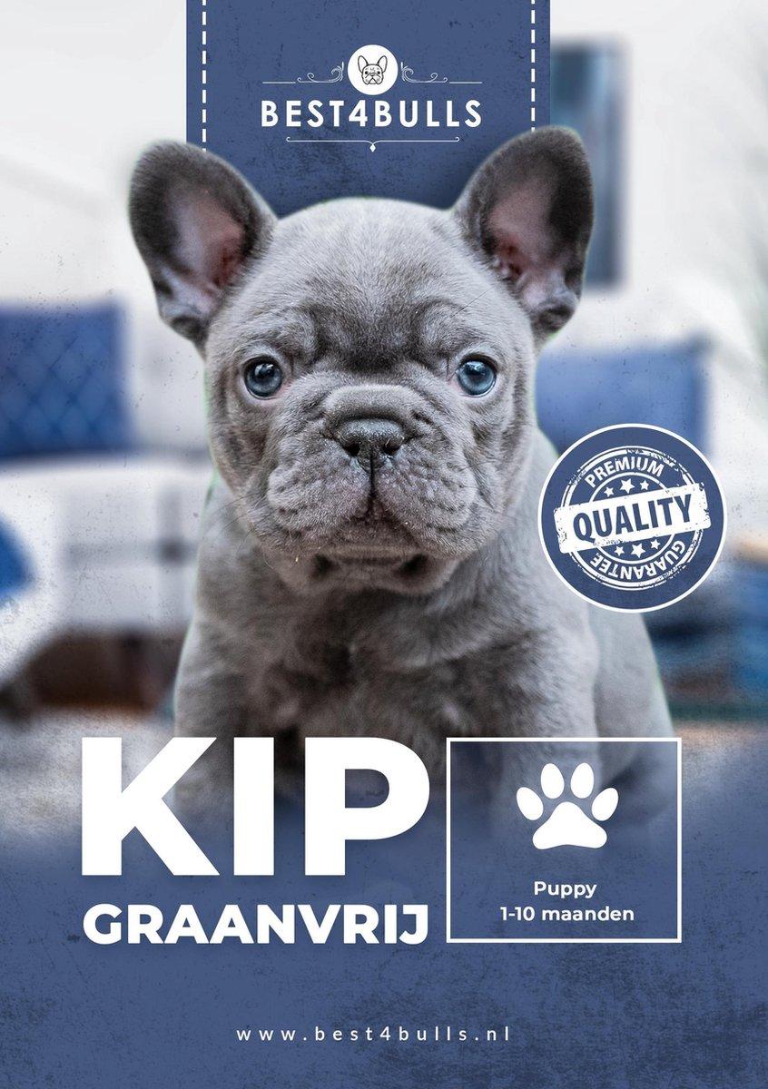 Best4bulls Kip Graanvrij puppy 10kg kopen