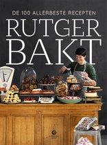 Boek cover Rutger bakt de 100 allerbeste recepten van Rutger van den Broek (Hardcover)