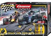Carrera GO!!! Racing Heroes - Racebaan