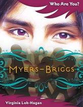 Boek cover Myers-Briggs van Virginia Loh-Hagan