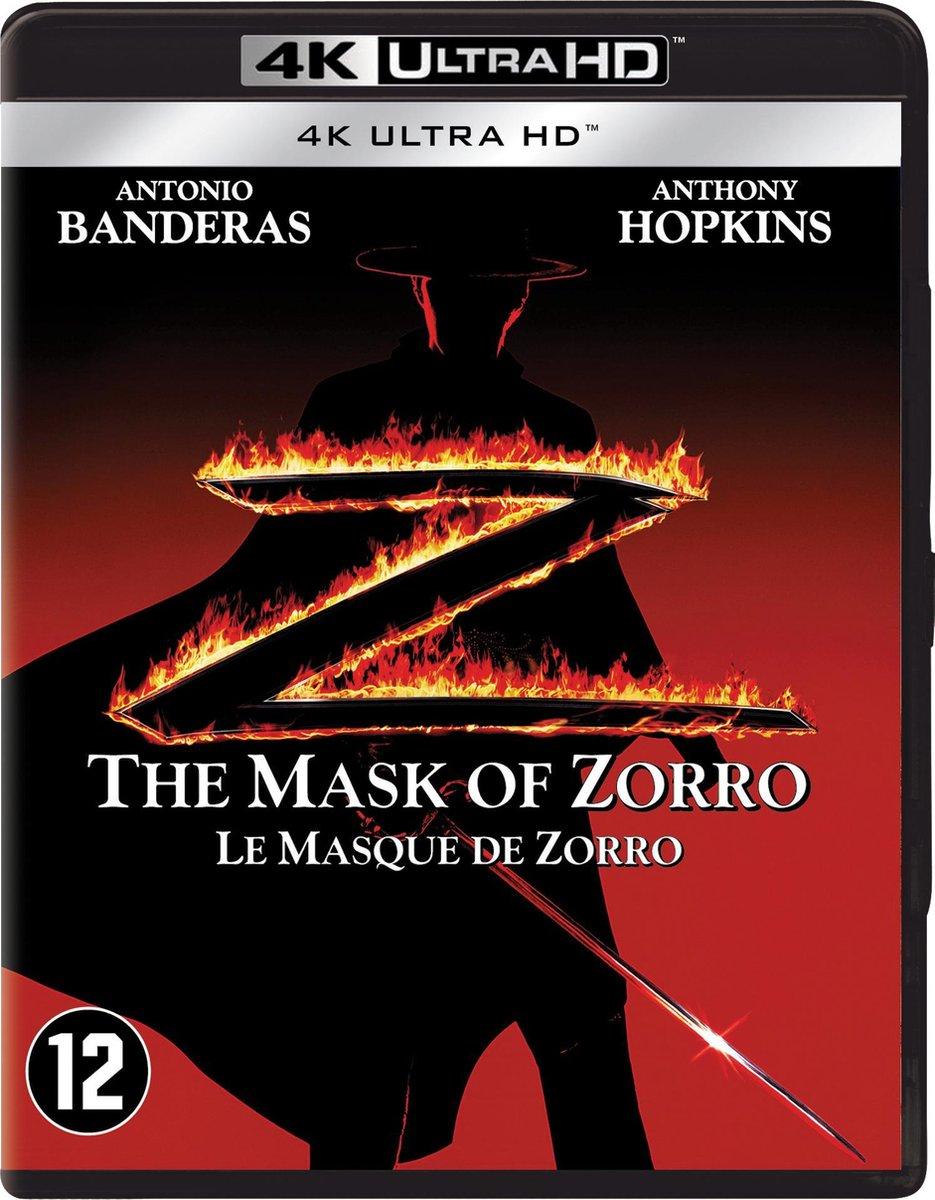 The Mask of Zorro (4K Ultra HD Blu-ray)-