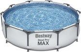 Bestway Zwembad Steel Pro MAX 56406 - FrameLink Systeem - Eenvoudig op te Zetten - 305 x 76 cm