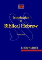 Omslag Introduction to Biblical Hebrew