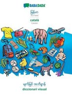 BABADADA, Burmese (in burmese script) - catala, visual dictionary (in burmese script) - diccionari visual