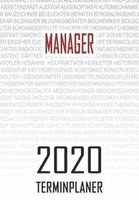 Manager - 2020 Terminplaner