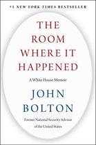 Boek cover The Room Where It Happened van John Bolton (Onbekend)