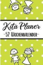 Kita Planer -Wochenkalender-: Erzieherplaner 2019 2020 - Terminkalender A5, Kindergarten & Kita Planer, Kalender