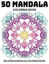 50 Mandala Coloring Book