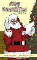 A Very Sweary Christmas Adult Coloring Book Travel Size