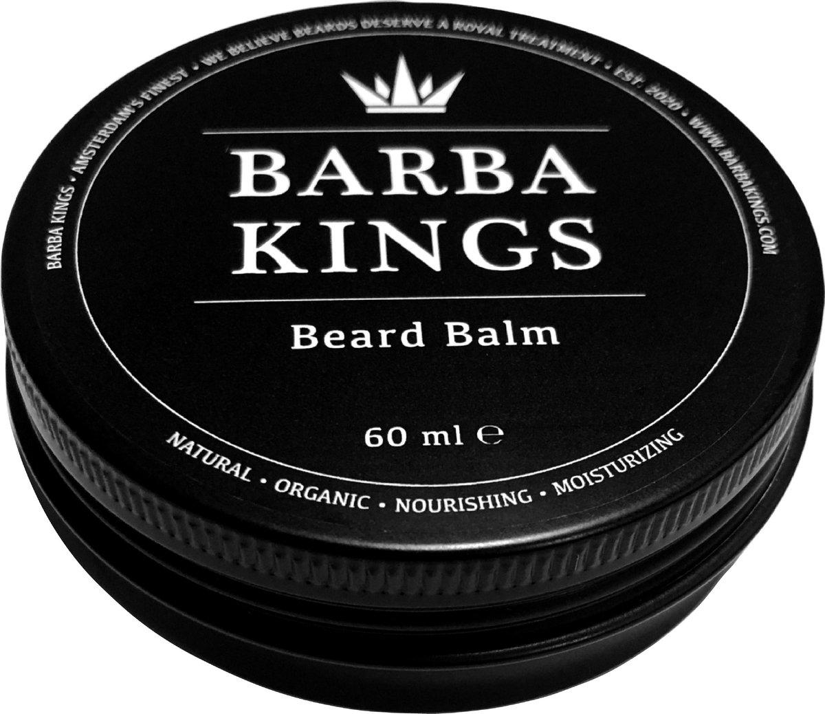Barba Kings Beard Balm - 60 ml